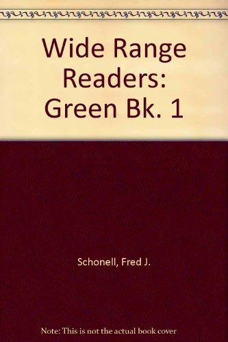 9780050004395: Wide Range Readers: Green Bk. 1