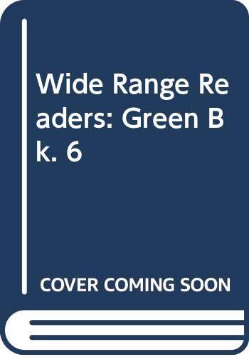 9780050004449: Wide Range Readers: Green Bk. 6