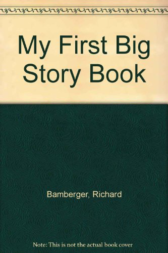 9780050004838: My First Big Story Book