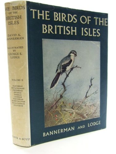 9780050007006: The Birds of the British Isles (12 Volumes Set)
