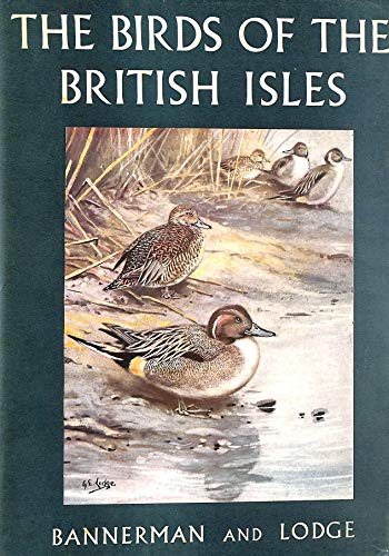 9780050007068: The Birds of the British Isles: Volume VII (7)