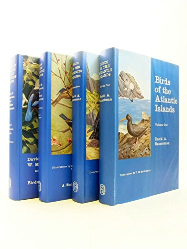 9780050007082: The Birds of the British Isles: Complete 12 Volume Set