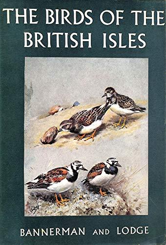 9780050007099: Birds of the British Isles: v. 10
