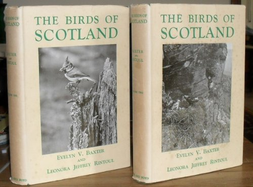9780050007181: Birds of Scotland  - Volumes 1 and 2