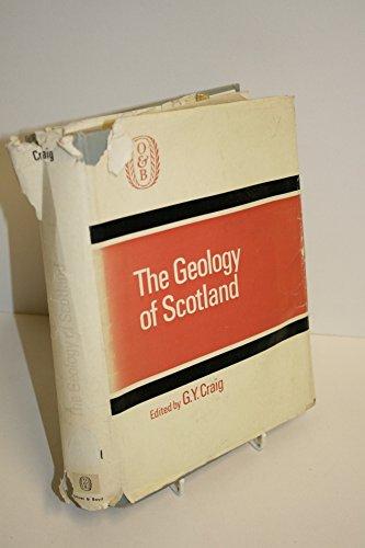 9780050008003: Geology of Scotland