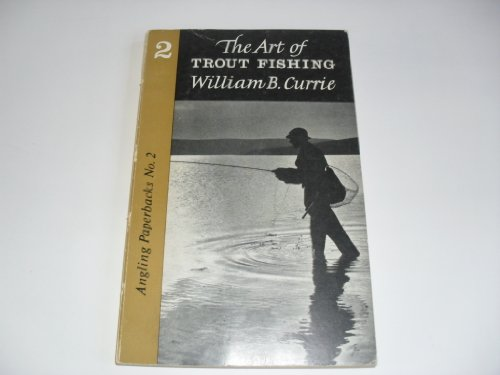 9780050008140: Art of Trout Fishing (Angling Paperbacks)