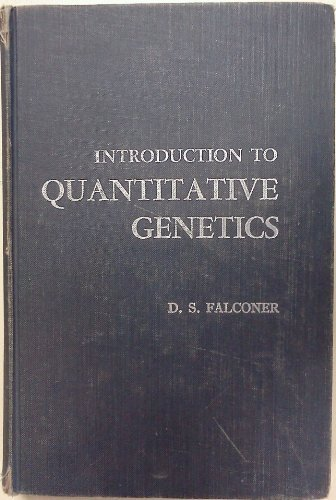 9780050008621: Introduction to Quantitative Genetics