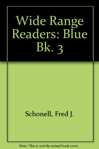 9780050010624: Wide Range Readers: Blue Bk. 3
