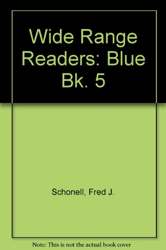 9780050010648: Wide Range Readers: Blue Bk. 5