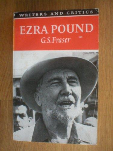 9780050013915: Ezra Pound