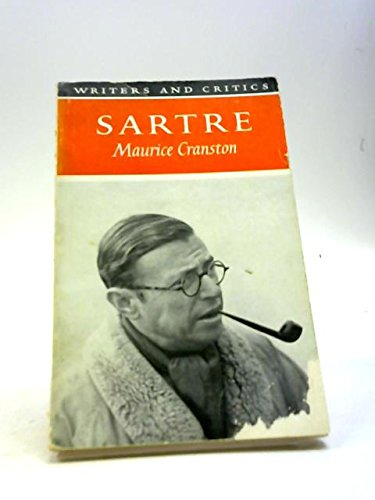 9780050014059: SARTRE (WRITERS CRITICS S)