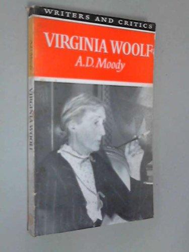 9780050014158: Virginia Woolf