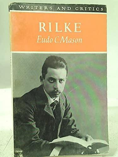 9780050014226: Rilke (Writers & Critics S.)