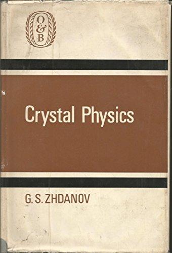 9780050014851: Crystal Physics