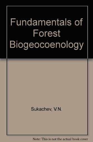 9780050016374: Fundamentals of Forest Biogeocoenology (Fac Simile)