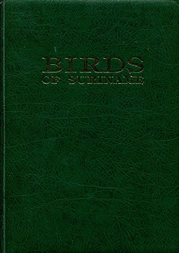 9780050016633: Birds of Surinam
