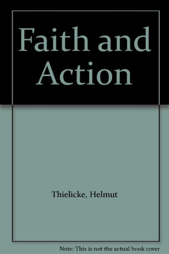 9780050017142: Faith and Action