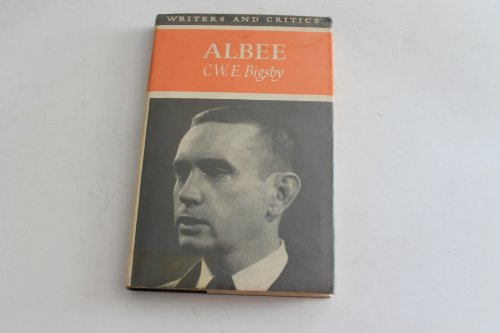 9780050017760: Edward Albee (Writers & Critics)