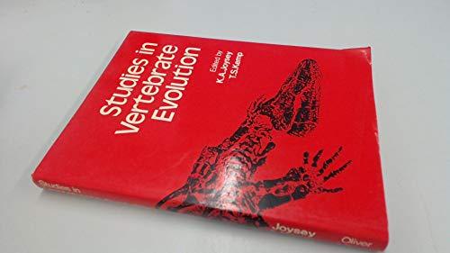 9780050021316: Studies in Vertebrate Evolution