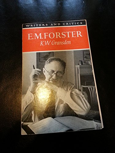 9780050022955: E.M.Forster (Writers & Critics)