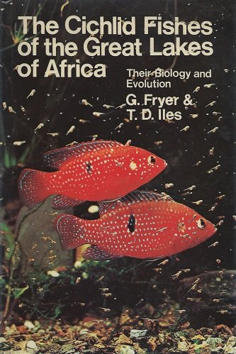 9780050023471: Cichlid Fishes of the Great Lakes of Africa