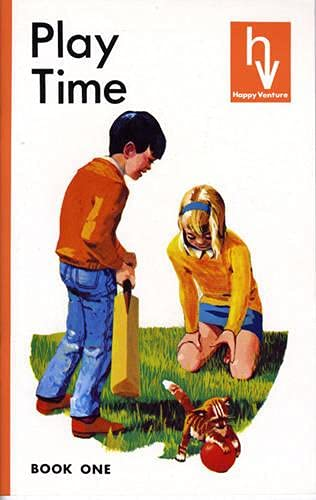 9780050023792: Happy Venture Reader Book 1. Playtime: Reader