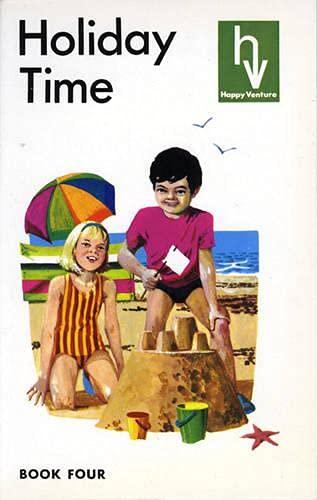 9780050023822: Happy Venture Reader Book 4
