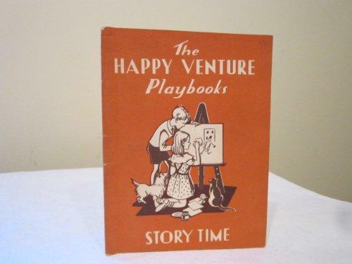 9780050023846: Happy Venture Reading Scheme: Story Time Playbk. 1 (HV)