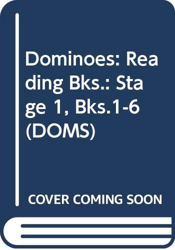 9780050025161: Dominoes: Reading Bks.: Stage 1, Bks.1-6 (DOMS)