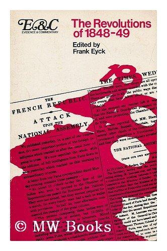 9780050025369: Revolutions of 1848-49