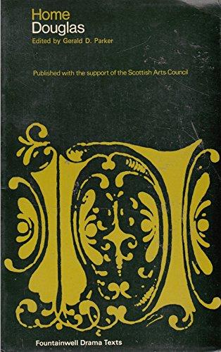 9780050026052: Douglas (Fountainwell Drama Texts)