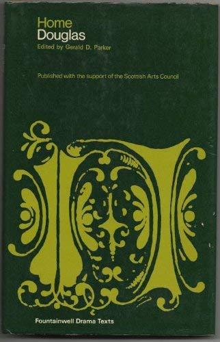 9780050026069: Douglas (Fountainwell Drama Texts)