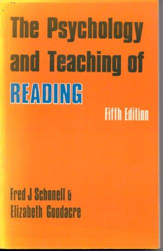psychology of reading