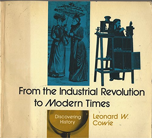 9780050026182: Discovering History: From the Industrial Revolution to Modern Times Bk. 4