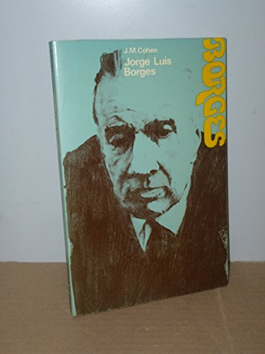 9780050026250: Jorge Luis Borges (The Modern writers series)