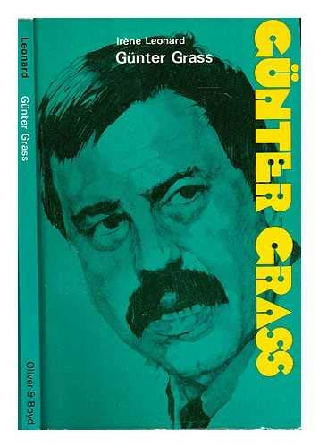 9780050026618: Gunter Grass (Modern Writers)
