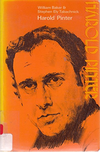 9780050027073: Harold Pinter (Modern Writers)