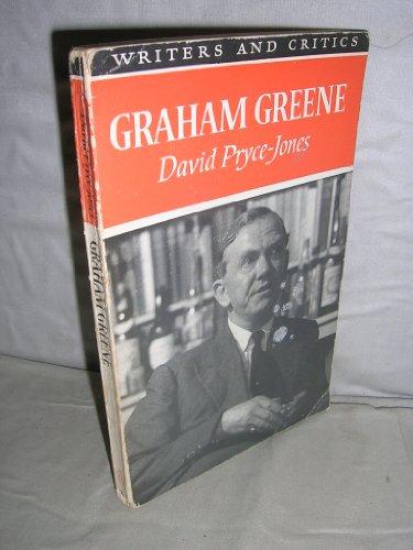 9780050027523: Graham Greene (Writers and critics)