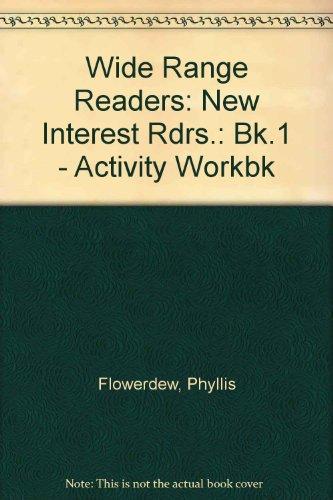 9780050027875: Wide Range Readers: New Interest Rdrs.: Bk.1 - Activity Workbk