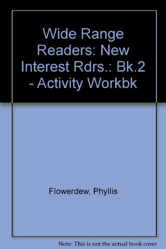 9780050027882: Wide Range Readers: New Interest Rdrs.: Bk.2 - Activity Workbk