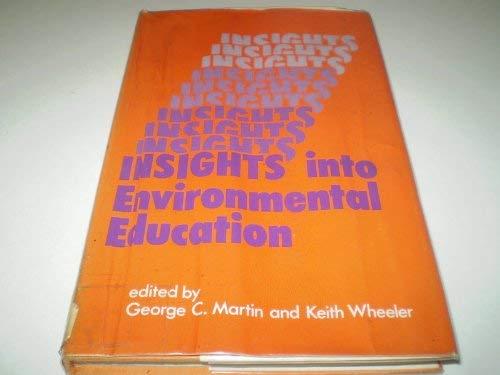 9780050027998: Insights into Environmental Education