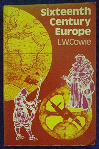 9780050028285: Sixteenth-Century Europe