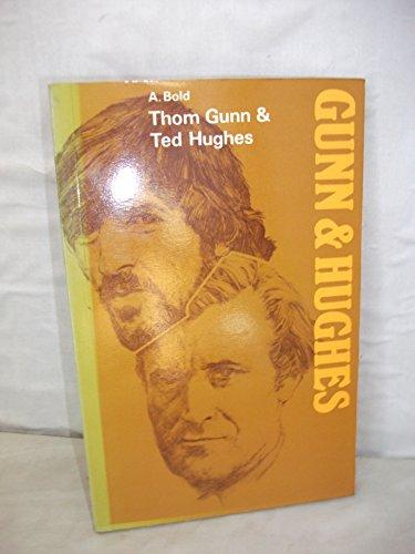 9780050028544: Thom Gunn and Ted Hughes