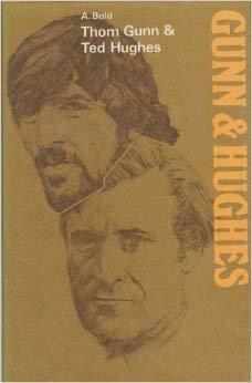 9780050028551: Thom Gunn and Ted Hughes (Modern writers series)