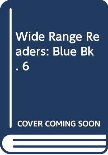 Wide Range Readers (Blue book 6): Schonell, Fred J.