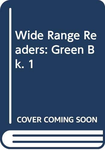 9780050029176: Wide Range Readers GREEN BOOK 1