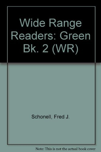9780050029183: Wide Range Readers: Green Bk. 2 (WR)