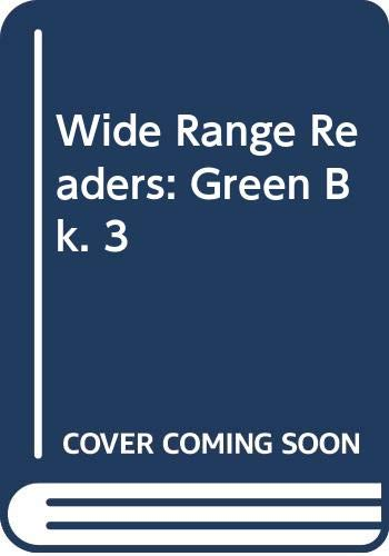 9780050029190: Wide Range Readers: Green Bk. 3