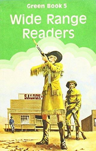 Wide Range Readers (Green book 5): Flowerdew, Phyllis