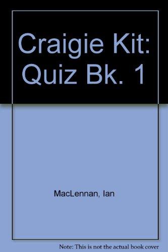9780050030226: Craigie Kit: Quiz Bk. 1